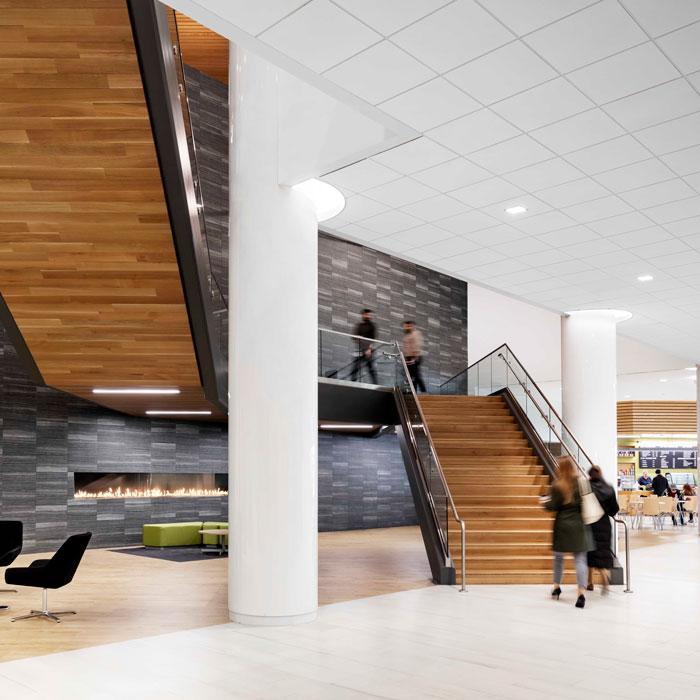 Atrium & Lobbies